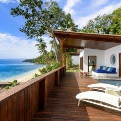 Отель The Remote Resort, Fiji Islands 4* Вилла с различными типами кроватей фото 8