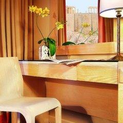 Отель Herodion Athens 4* Улучшенный номер с двуспальной кроватью фото 4