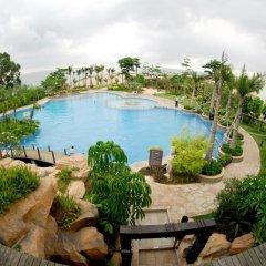 Отель Golden Bay Resort Сямынь бассейн фото 3