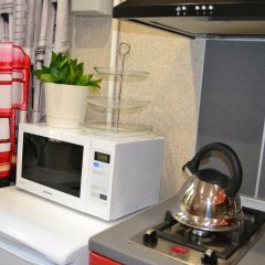 Апартаменты Red Bus Apartment na Mira питание фото 2