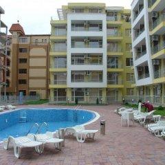 Апартаменты Bulgarienhus Sunset Beach 2 Apartments Солнечный берег бассейн