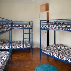 Хостел Nicely Кровать в общем номере с двухъярусной кроватью фото 17