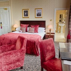 Kimpton Charlotte Square Hotel 5* Номер Делюкс с разными типами кроватей фото 3