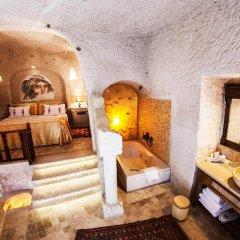 Gamirasu Hotel Cappadocia 5* Люкс с различными типами кроватей фото 23