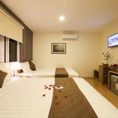 Thu Hien Hotel 2* Номер Делюкс фото 10