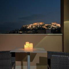 O&B Athens Boutique Hotel 4* Люкс Премиум с различными типами кроватей фото 11