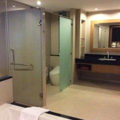Отель The Heritage Pattaya Beach Resort 4* Люкс с различными типами кроватей фото 8