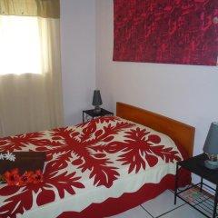 Отель Fare D'hôtes Tutehau комната для гостей фото 3