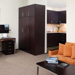 Отель Citadines City Centre Tbilisi 4* Апартаменты разные типы кроватей фото 4