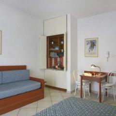 Отель Residence I Girasoli 3* Студия с различными типами кроватей фото 3