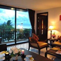 Royal Thai Pavilion Hotel 4* Семейный люкс с 2 отдельными кроватями фото 10
