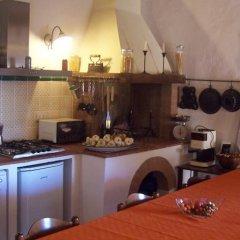 Отель Casetta di Collalto Синалунга питание