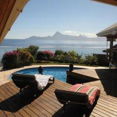 Отель Te Tavake by Tahiti Homes Вилла с различными типами кроватей фото 24