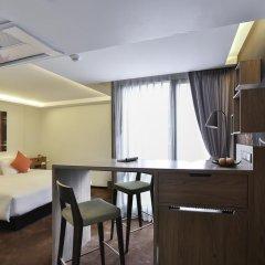 U Sukhumvit Hotel Bangkok 4* Улучшенный номер фото 9