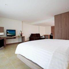 Centara Pattaya Hotel 4* Номер Делюкс с различными типами кроватей фото 2