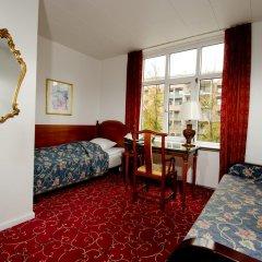 Hotel Windsor 3* Стандартный номер с разными типами кроватей фото 5