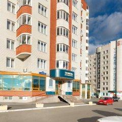 Гостиница Центральный Дом Апартаментов вид на фасад фото 2
