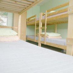 Хостел Эрэл Кровать в общем номере с двухъярусной кроватью фото 18