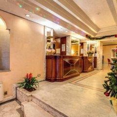 Отель San Remo Рим интерьер отеля