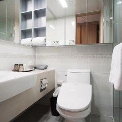 Crown Harbor Hotel Busan 3* Номер Делюкс с различными типами кроватей фото 4