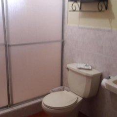 Hotel Brisas de Copan ванная