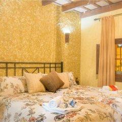 Отель Casa Mirador San Pedro Улучшенный номер с различными типами кроватей