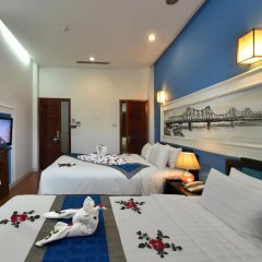 Nova Hotel 3* Номер Делюкс с различными типами кроватей фото 4