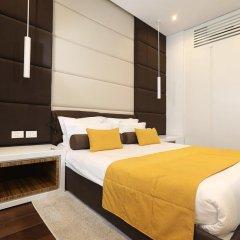 Отель Dominic Smart & Luxury Suites Terazije 4* Номер Делюкс с различными типами кроватей