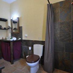 Hotel Rural Termas Aqua Libera Ла-Гарровилья ванная