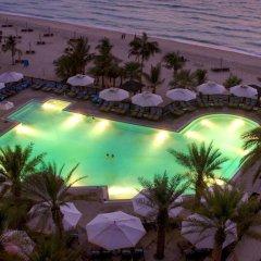 Отель Jumeirah Mina A Salam - Madinat Jumeirah ОАЭ, Дубай - 10 отзывов об отеле, цены и фото номеров - забронировать отель Jumeirah Mina A Salam - Madinat Jumeirah онлайн бассейн фото 3