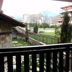 Bansko Royal Towers Hotel балкон