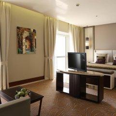 Millennium Plaza Hotel 5* Представительский люкс с различными типами кроватей фото 2