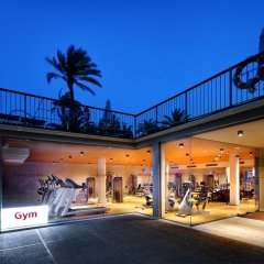 Hotel Riu Palace Bonanza Playa вид на фасад