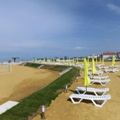 Гостиница Morskoy kvartal пляж фото 2