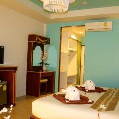 Отель Koh Tao Simple Life Resort 3* Стандартный номер с различными типами кроватей фото 14