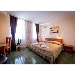 Hotel Kavkaz Golden Dune - Все включено 4* Стандартный семейный номер с двуспальной кроватью фото 5