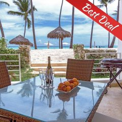 Отель Hotel Beach Bungalows Los Manglares Пунта Кана фото 7