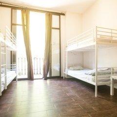 360 Hostel Barcelona Кровать в общем номере с двухъярусной кроватью фото 6