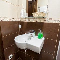 Гостиница Шале на Комсомольском 3* Улучшенный номер с двуспальной кроватью фото 6