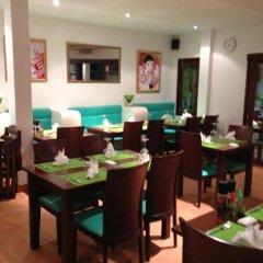 Basilico Hotel & Restaurant Стандартный номер с различными типами кроватей фото 16