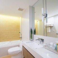 At Mind Premier Suites Hotel 3* Улучшенная студия с различными типами кроватей фото 5