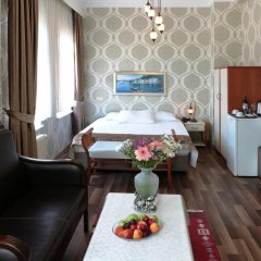 Sur Hotel Sultanahmet 3* Стандартный номер с различными типами кроватей фото 3