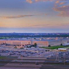 Отель Residence Inn Arlington Pentagon City пляж