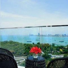 Отель Amari Residences Pattaya 4* Улучшенный номер с различными типами кроватей фото 21