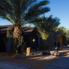 Отель Auberge Sahara Garden Марокко, Мерзуга - отзывы, цены и фото номеров - забронировать отель Auberge Sahara Garden онлайн фото 2
