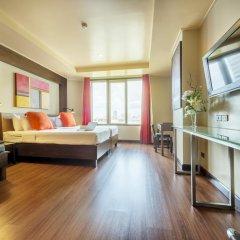 Отель Bangkok Cha-Da 4* Номер Делюкс фото 4