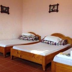 Pinocchio Sapa Hotel - Hostel Кровать в общем номере с двухъярусной кроватью