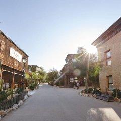 PortAventura® Hotel Gold River вид на фасад фото 4