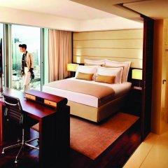 Отель Jumeirah Frankfurt 5* Номер Делюкс с двуспальной кроватью фото 3