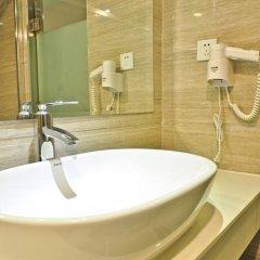 Sealy Hotel, Guangzhou 2* Стандартный номер с различными типами кроватей фото 5
